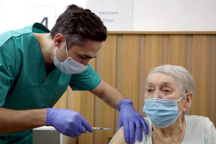 Peste un milion de persoane vaccinate împotriva COVD-19 în România. Ținta: 10,4 milioane de români vaccinați la final de septembrie 2021