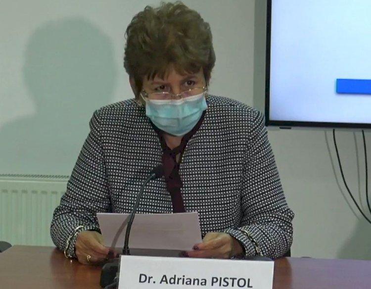 Dr. Adriana Pistol, director CNSCBT: doar 1, 3% din românii vaccinați împotriva COVID-19 s-au infectat